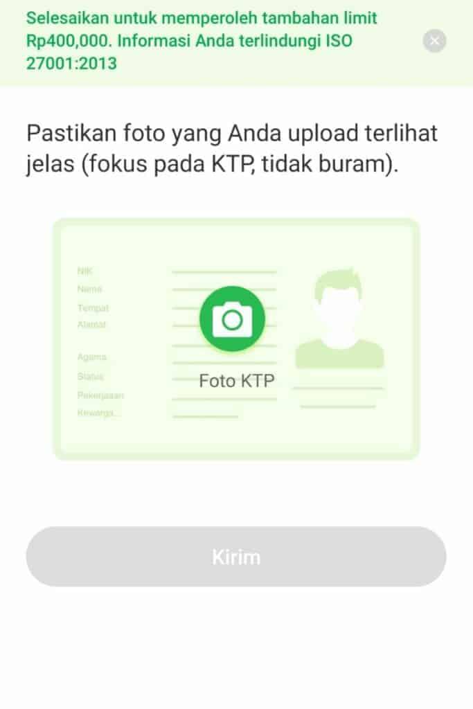 KTP AdaKami Pinjaman Online Izin OJK