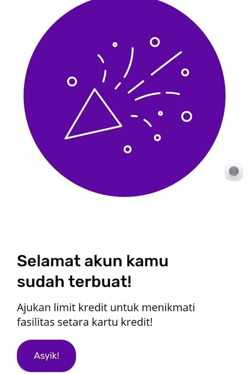 Akun Dibuka Aplikasi BRI Ceria Online
