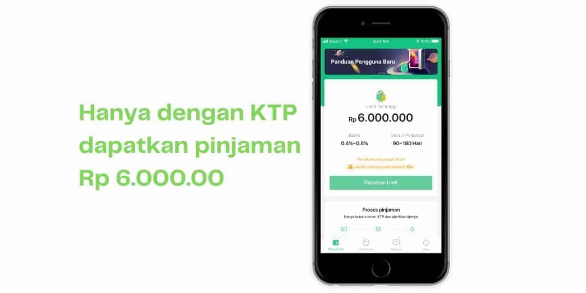 Aplikaso Fintech P2P PinjamanGo
