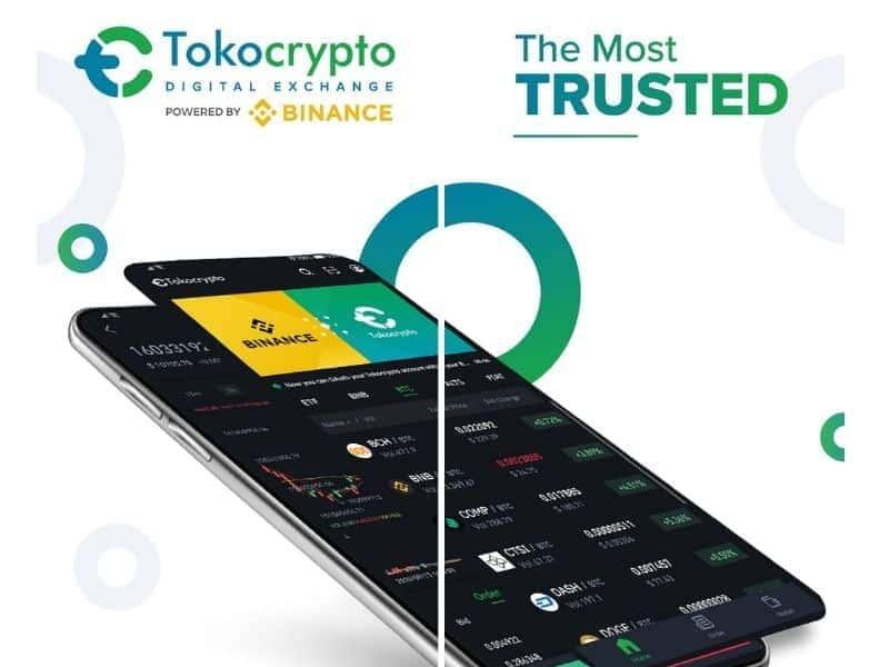 TokoCrypto Exchange Bitcoin Indonesia