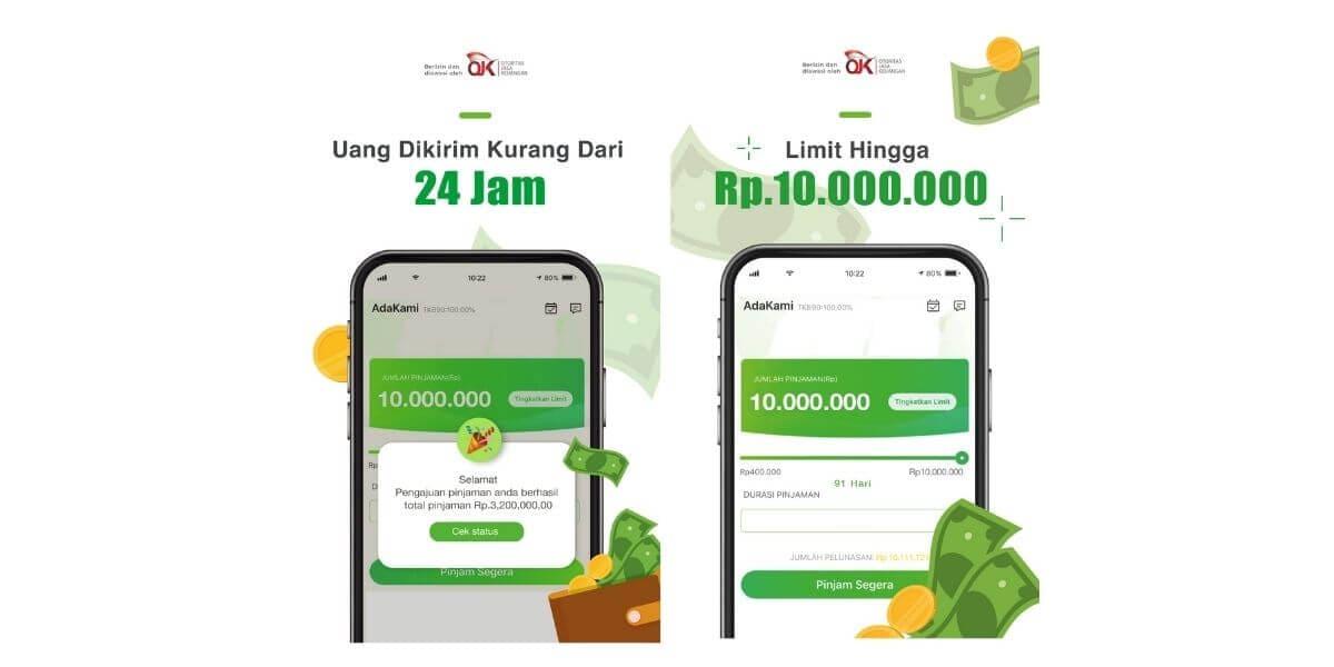 AdaKami Aplikasi Pinjaman Online OJK