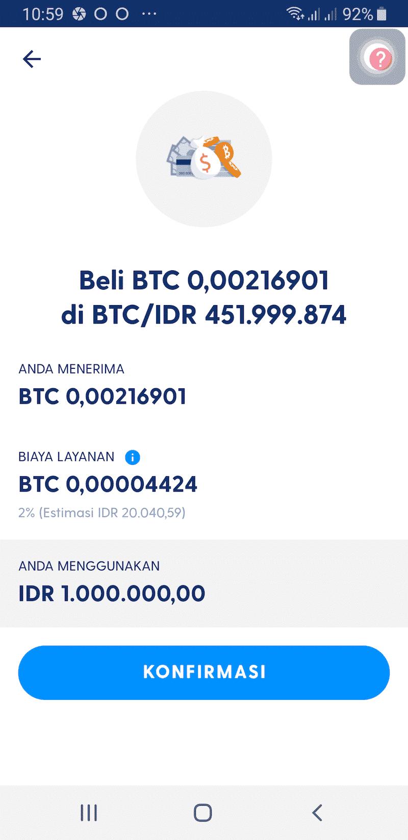 Beli Bitcoin Aplikasi Trading