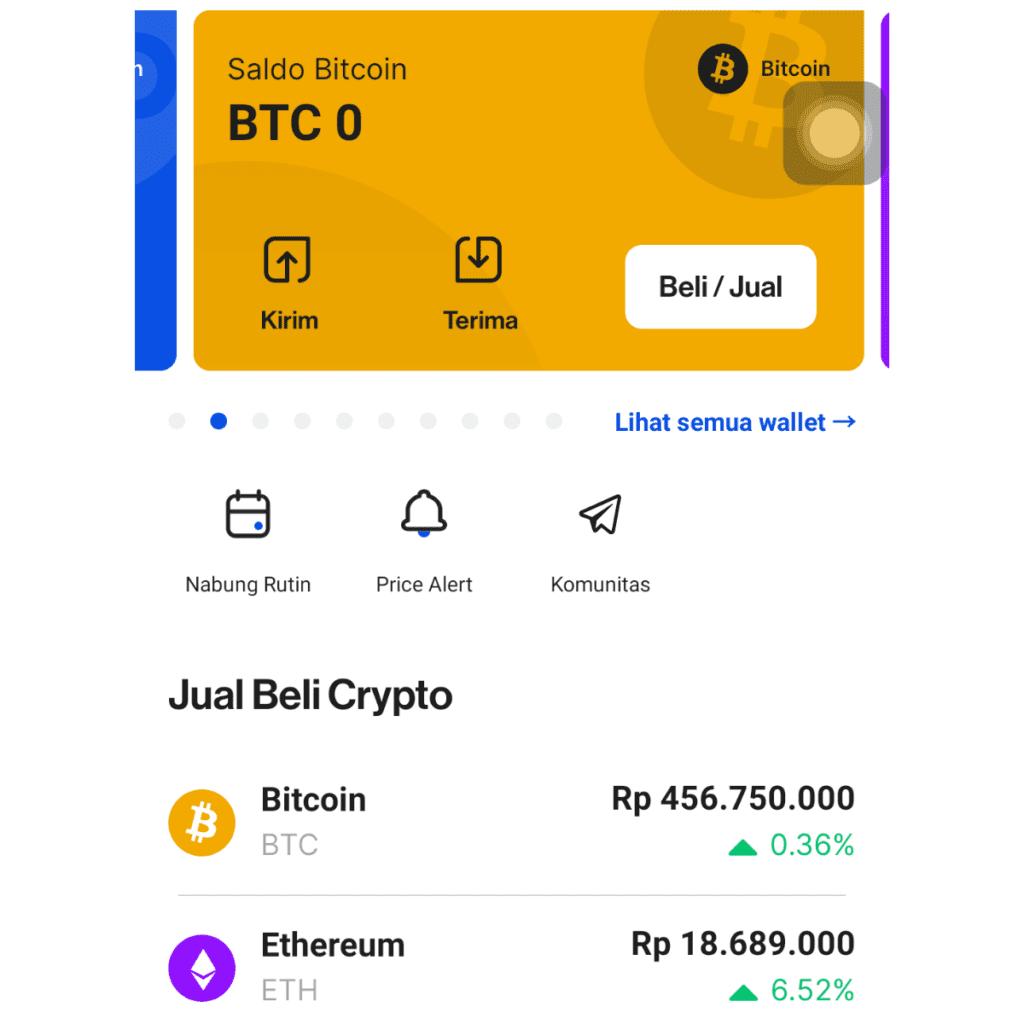 Cara Bitcoin vs Saham Jual Beli