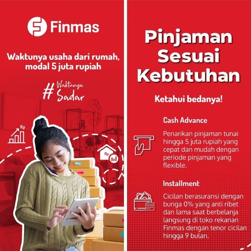 Pinjaman Online P2P Lending Finmas