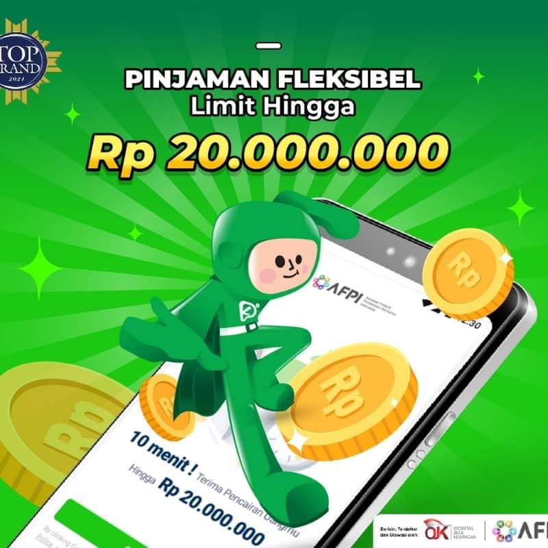 Pinjaman Online P2P Lending Kredit Pintar