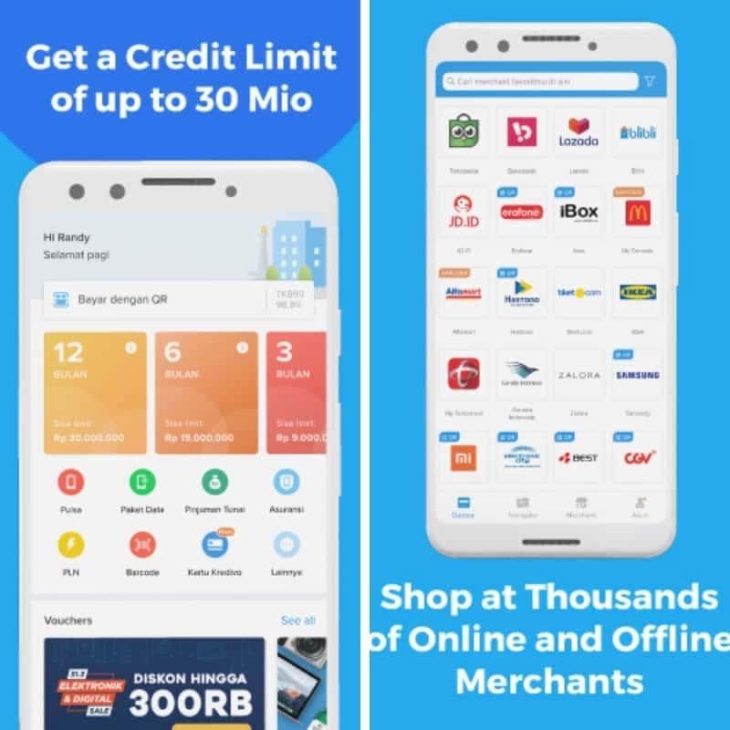 Pinjaman Online P2P Lending Kredivo