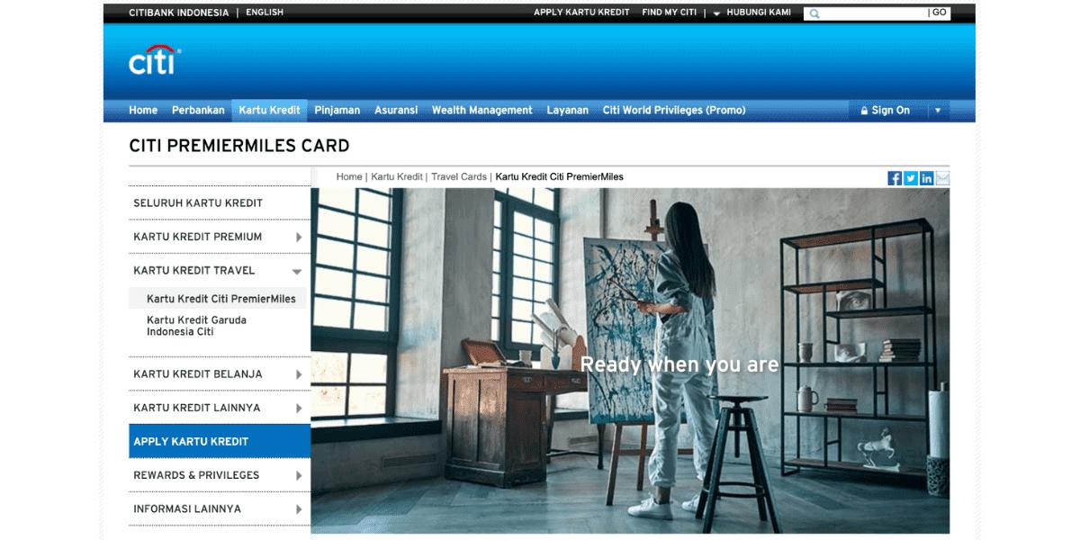Review Citibank Kartu Kredit